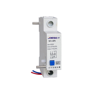 分励脱扣器是配漏电保护器的